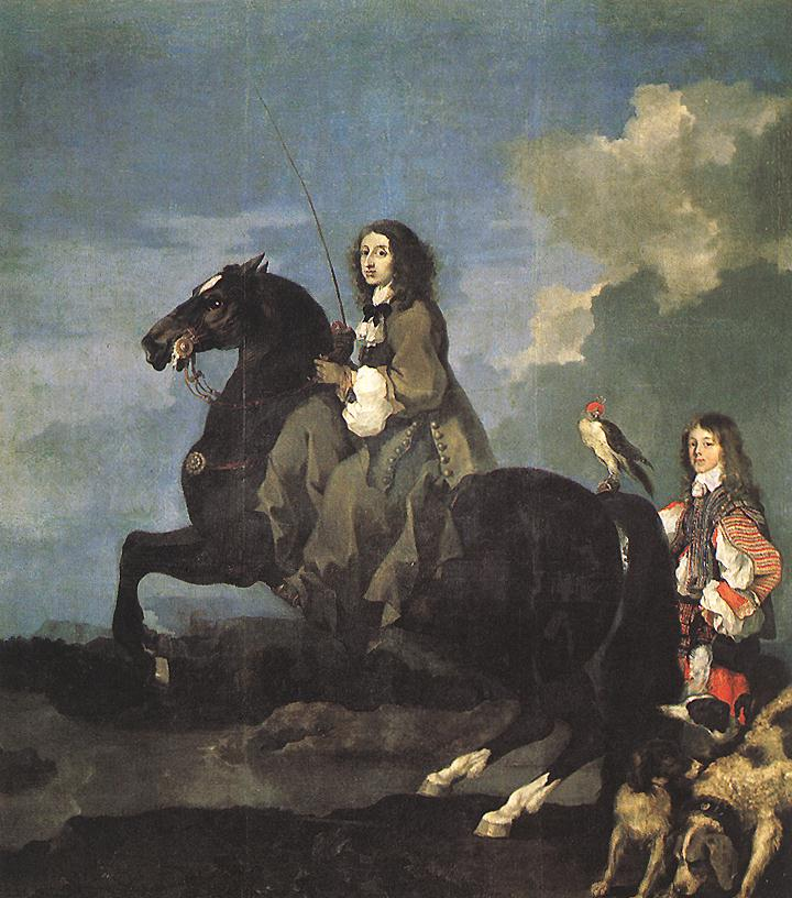 Sébastien_Bourdon-Christina_of_Sweden_1653